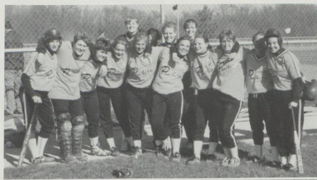 1997 Parkway Softball