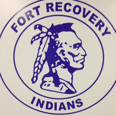 Ft Recovery Indians logo