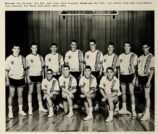 1964 Decatur HS BB a1