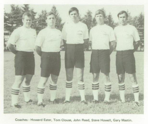 1973 Parkway Coaching Staff