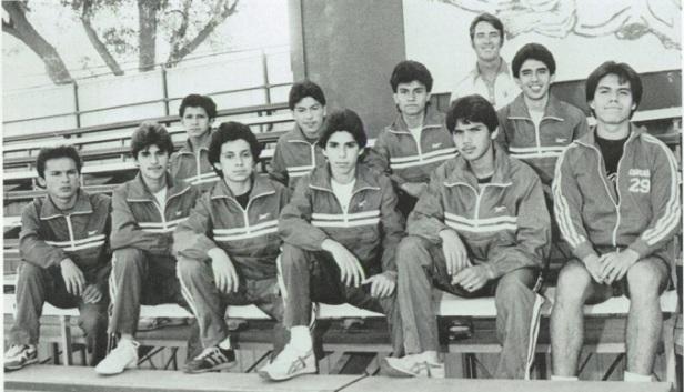 1987 McFarland CC Team