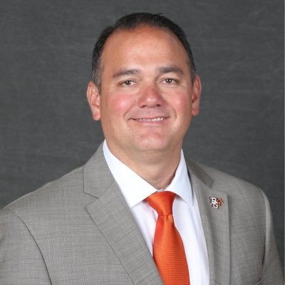 BGSU Director of Athletics- Bob Moosbrugger