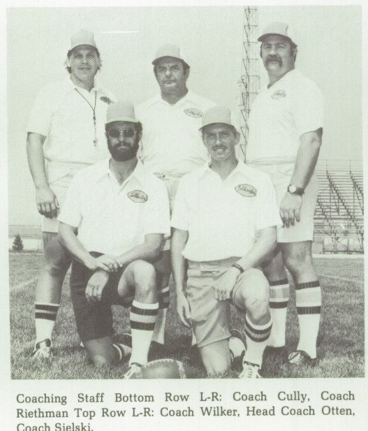 Coldwater Coaching Staff