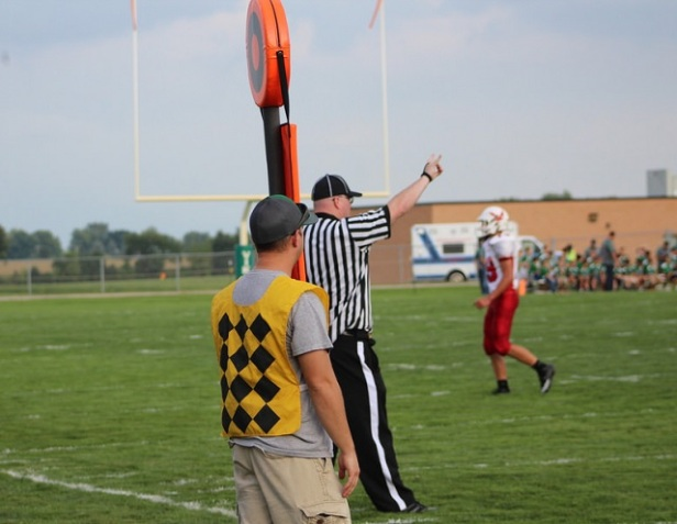 football official
