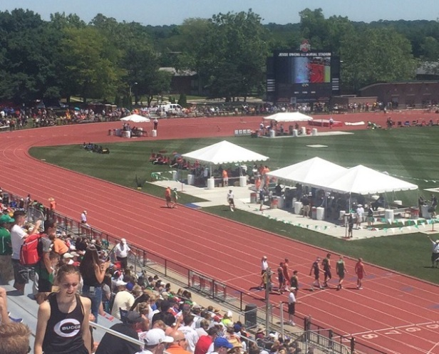 OHSAA STATE TRACK