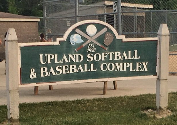 Upland Sign