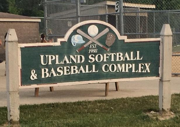 Upland Sign