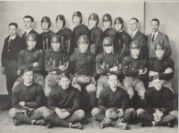 1924 Celina Football Team