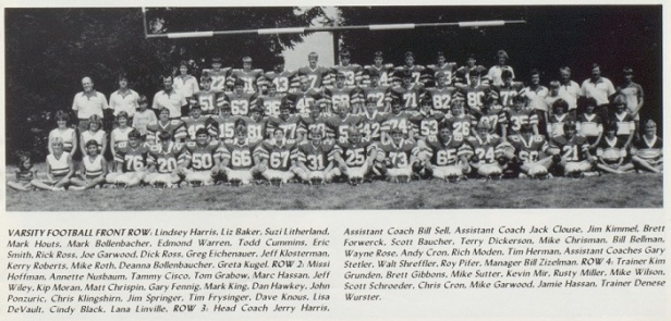 1983 Celina FB Team Picture small