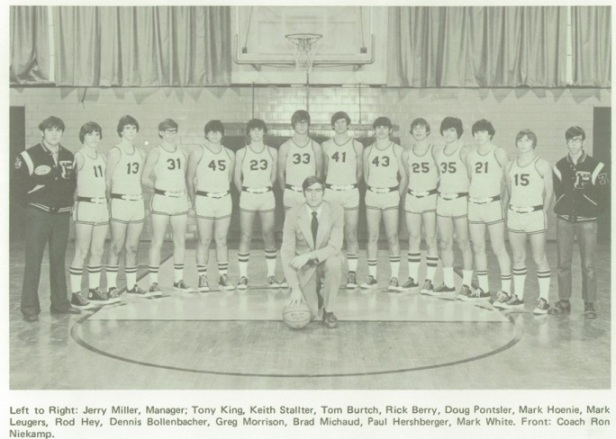74 Parkway BB team