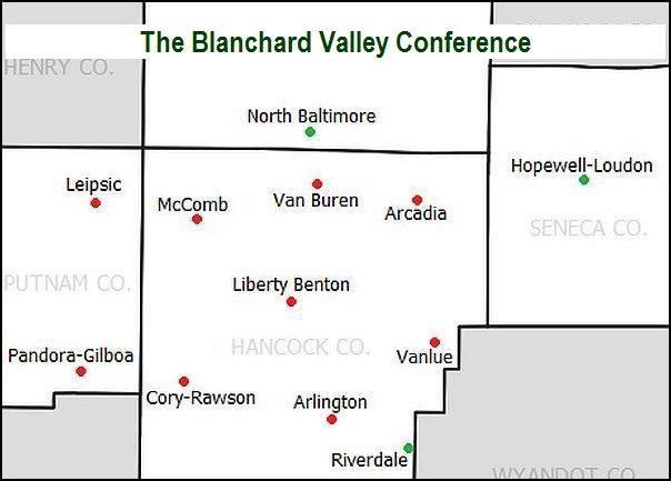 BVC Map