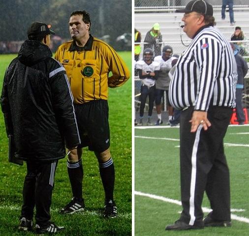 Soccer-FB Officials