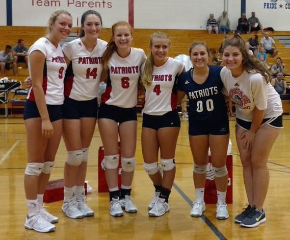 Heritage Patriots Senior Players