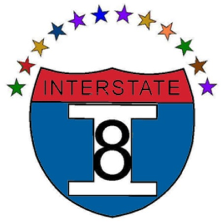 I-8 Logo