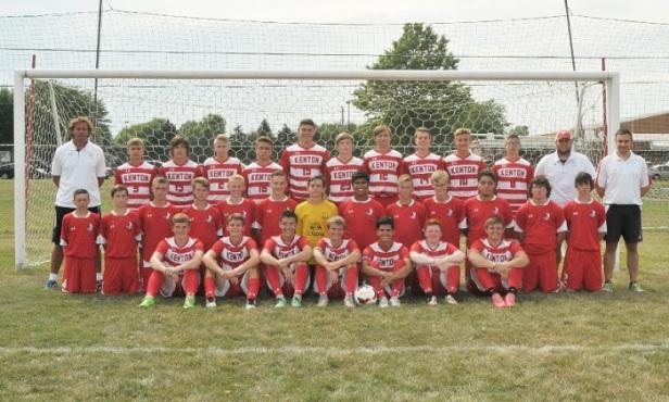Kenton Boys Soccer - 2017