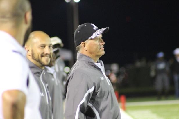Rockford Auburn Head Coach Dan Appino