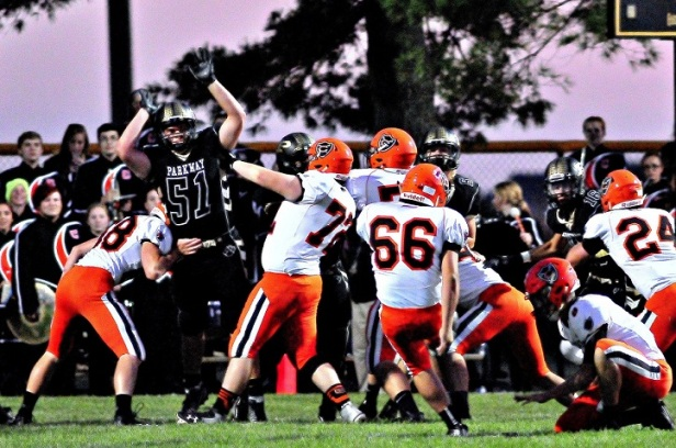 Blake Dippold #66 Coldwater