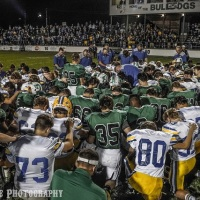 'It was inspiring to come together afterwards' Teams Unite In Prayer After Game