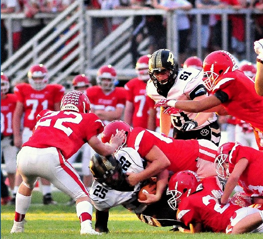 St. Henry Defense vs Parkway