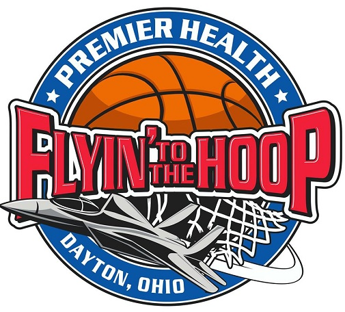 Flyin to the Hoop Logo