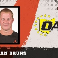 Marion Local's Ryan Bruns Named OAC Player of the Week