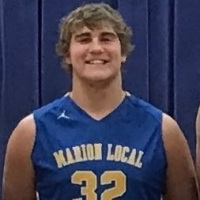 Marion Local's Tyler Mescher Named SSN Player of the Week