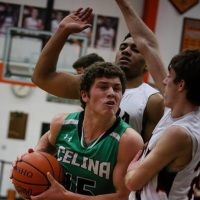 Celina's Kole Murlin Named SSN Player of the Week