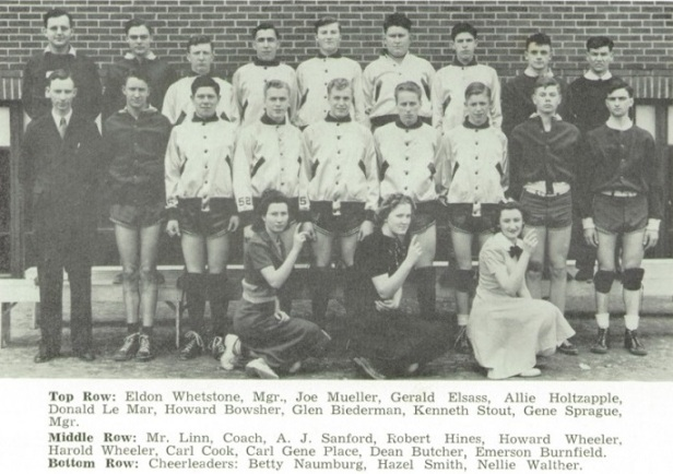 Buckland 1939-40 Team
