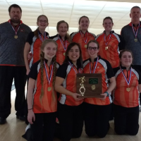 Coldwater Wins District Bowling Title, Advances To State
