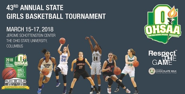 2018 OHSAA Girls Basketball Program