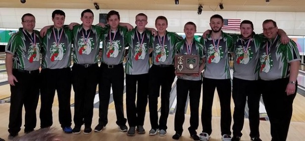 Celina District Bowling Champions