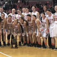 Columbus Africentric Outlasts Versailles to Claim State-Record Sixth Girls Basketball State Title