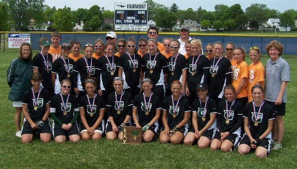 2007 Greenville Softball