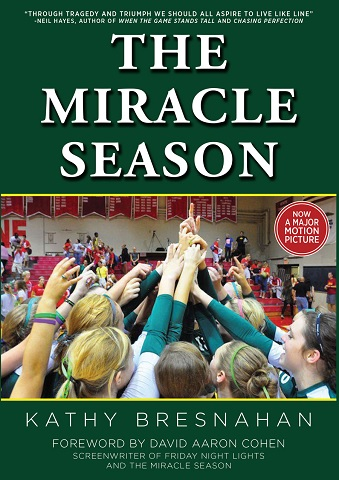 miracle season book