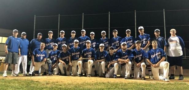 Jay County Baseball Regional Champions