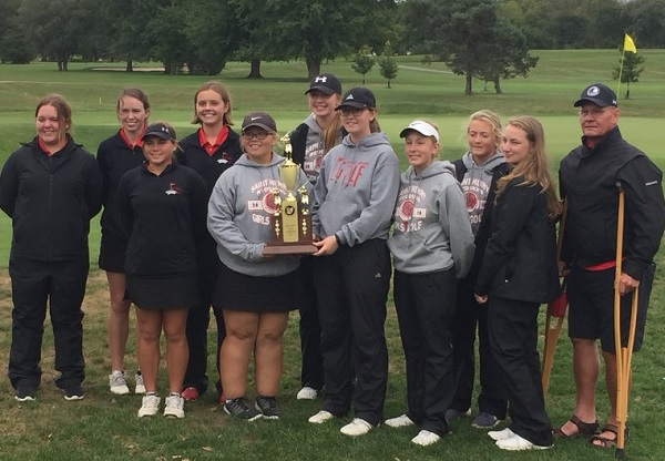 St. Henry Girls Golf