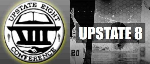 Upstate 8 logo
