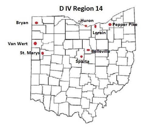 Region 14 a