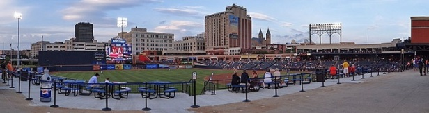 canal park