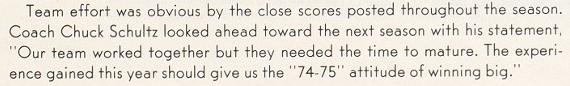 1975 Harlem Boys Basketball 3-74 review