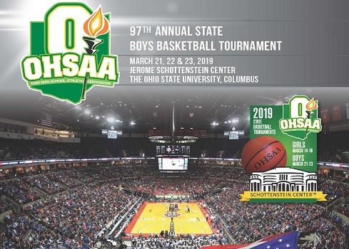 2019 OHSAA Boys BB program