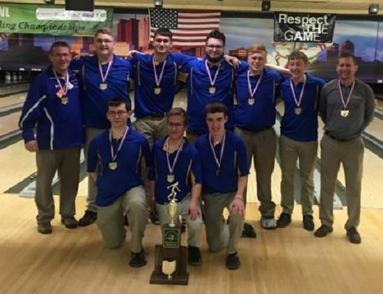 2019 SM State Boys Bowling Championship