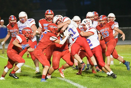 IHSAA HS Football Playoffs And 'The Blind Draw ...