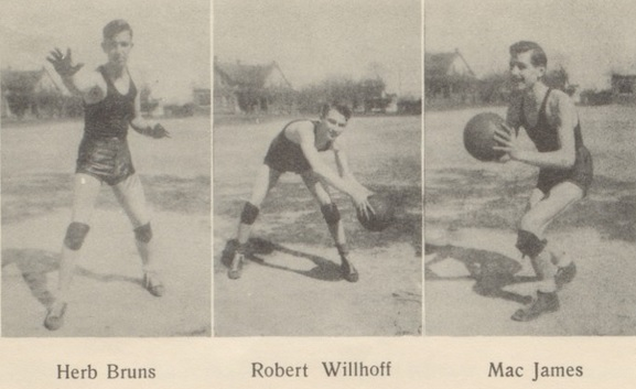 1938 CW Boys BB 1 members