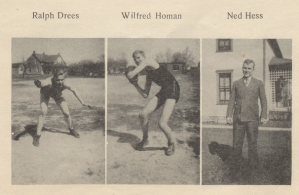1938 CW Boys BB 3 members