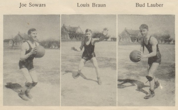 1938 CW Boys BB 4 members