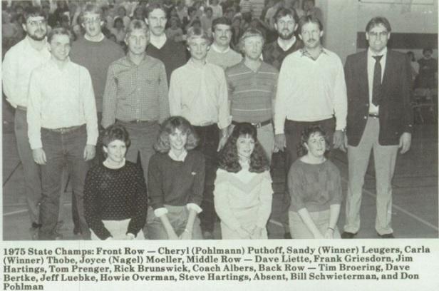 1974-75 ML 1985 Reunion