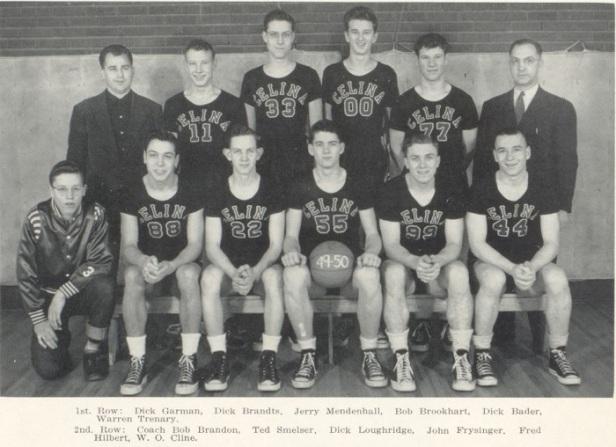 1950 Celina Boys BB