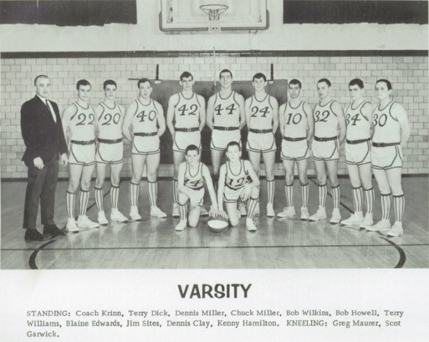 1968 Mendon Boys BB
