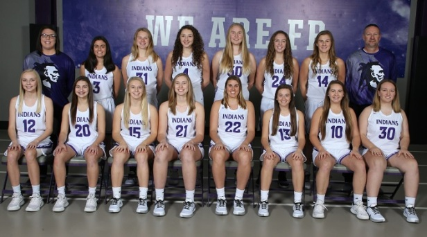 2020 Fort Recovery Girls Basketball Team